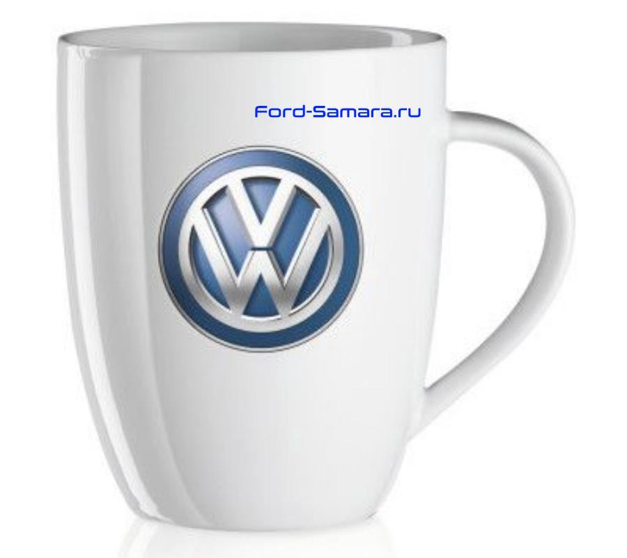 Чашка Volkswagen Cup White