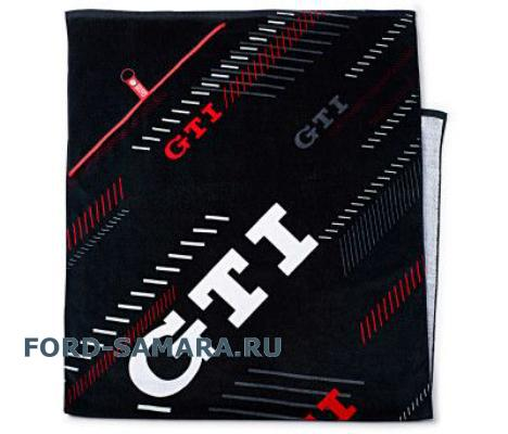 Банное полотенце Volkswagen GTI Bath Towel Black
