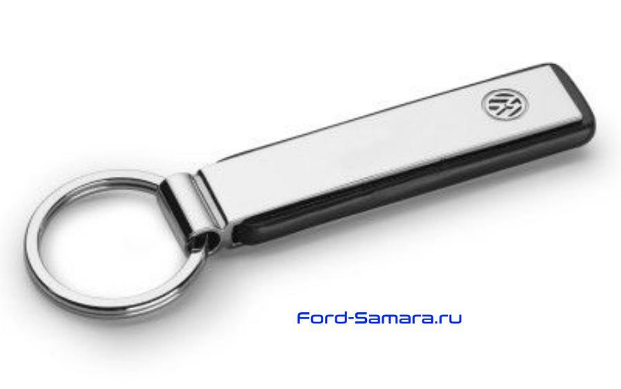 Брелок Volkswagen Logo Key Chain Pendant Silver Metal