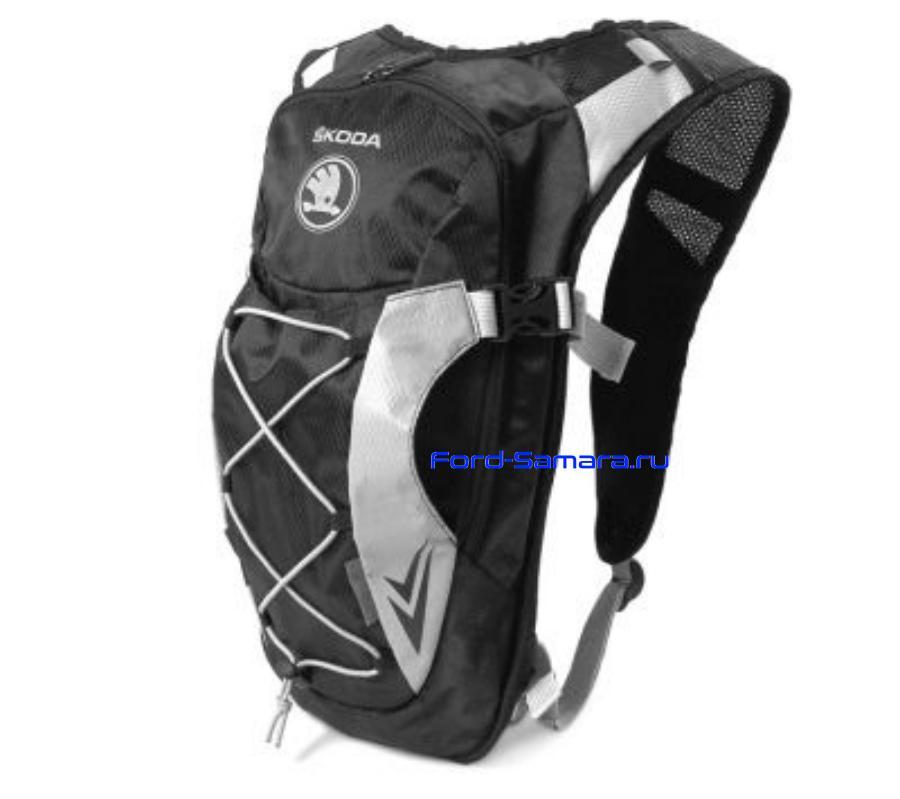 Велосипедный рюкзак Skoda Cycling Backpack Black
