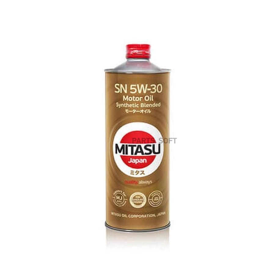 Моторное масло MITASU SM 5w30 1л