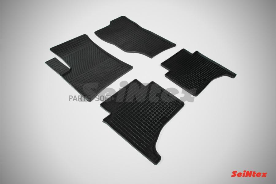 Резиновые коврики Сетка для Volkswagen Touareg I (7L) 2002-2010