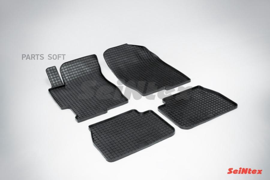 Резиновые коврики Сетка для Mazda 6 2002-2008