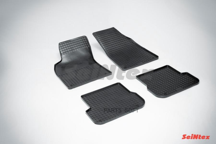 Резиновые коврики Сетка для Audi A6 2004-2011