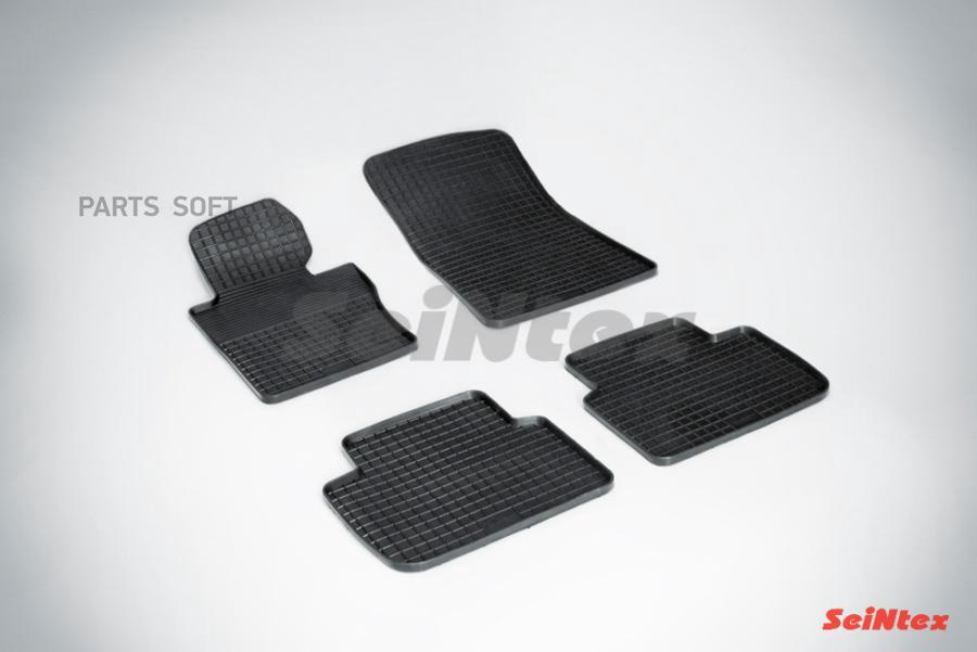 Резиновые коврики Сетка для BMW 3 Ser E-46 1998-2005