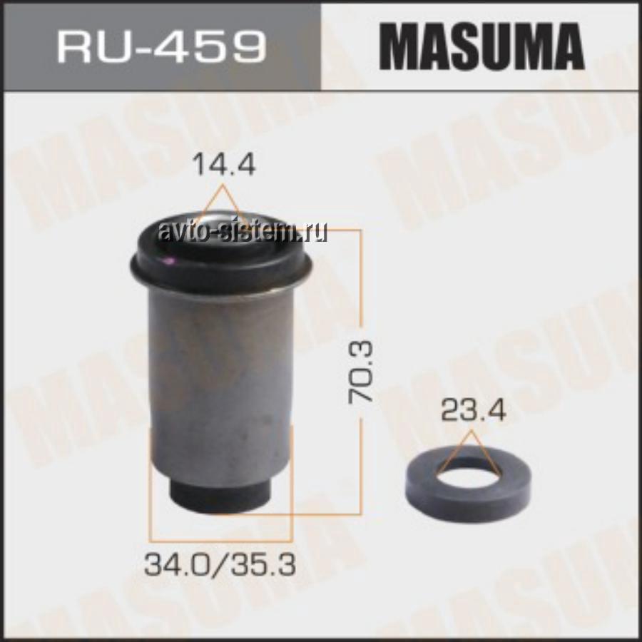 Сайлентблок MASUMA GRAND VITARA / JB#   06-  front low