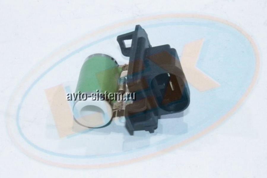 Резистор вентилятора охлаждения радиатора
