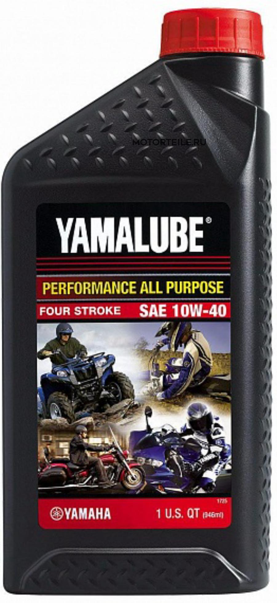 YAMAHA Yamalube 10W-40