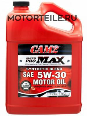 CAM2 SuperPRO MAX SYNTHETIC BLEND 5W30
