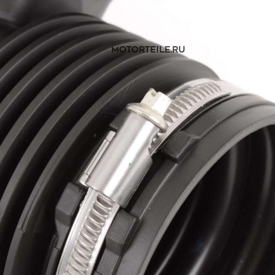 Воздухозаборник(гофра) воздушного фильтра BMW X3