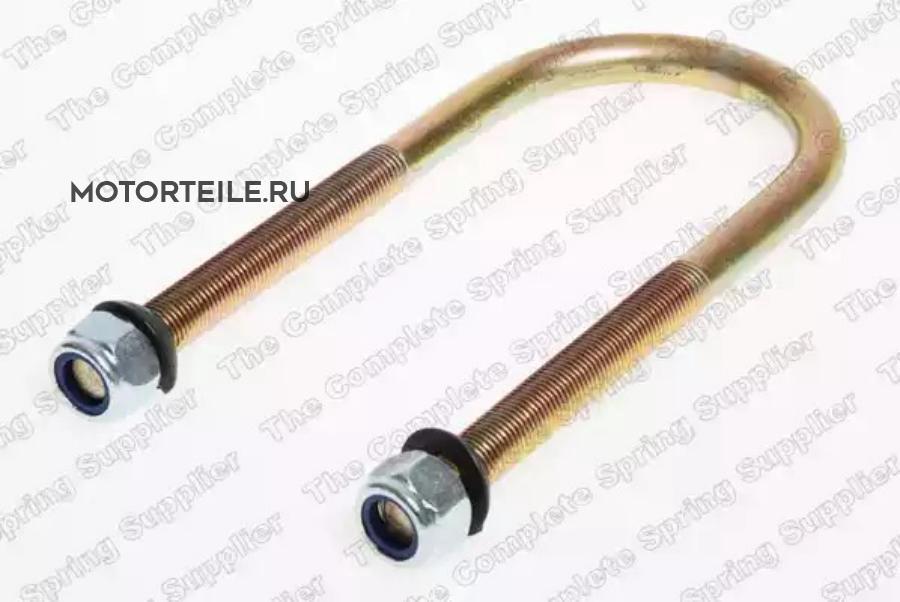 Стремянка рессоры MB SPRINTER 95- 75x190xM14x110