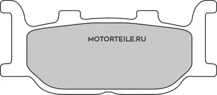 Колодки тормозные ITALJET | KTM | YAMAHA