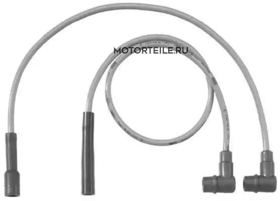 комплект высоковольтных проводов OPEL BERU