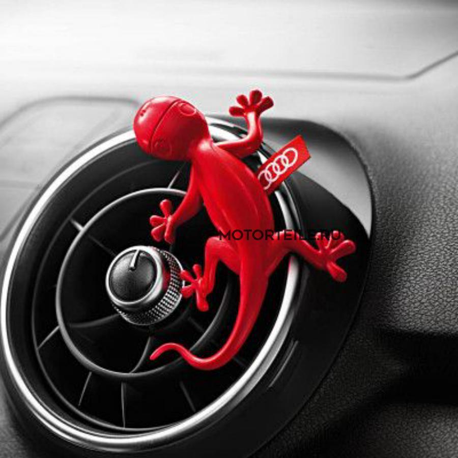 Ароматизатор воздуха в салон Audi Gecko Cockpit Air Freshener Flowers