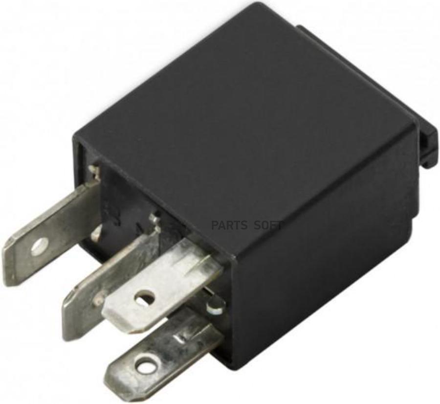 реле замыкающее с Т-образным зацепом и помехоподавляющим резистором