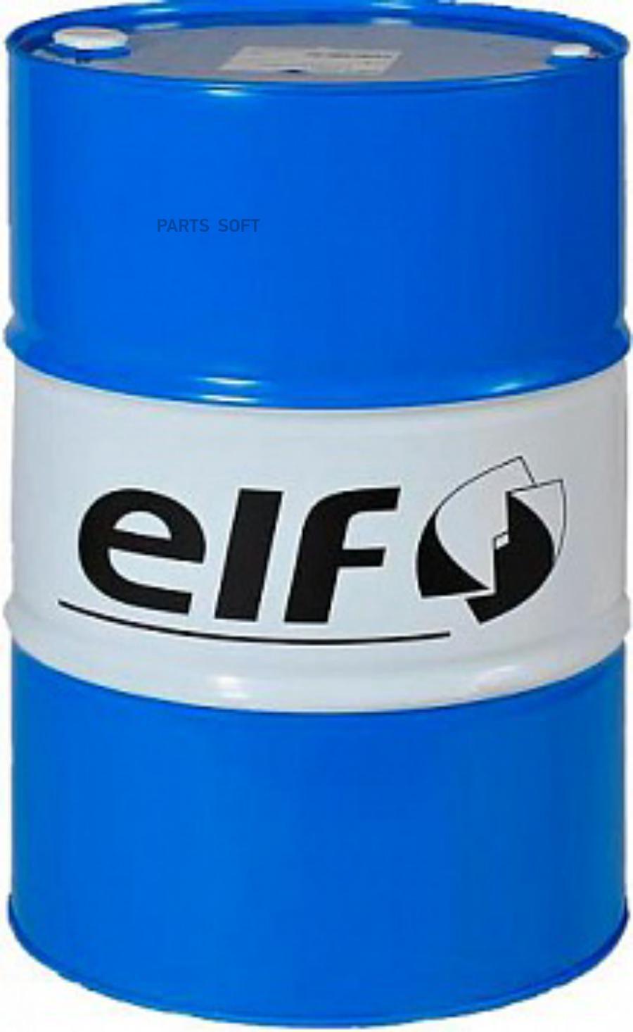 Масло трансмиссионное минеральное ELFMATIC G3, 208л