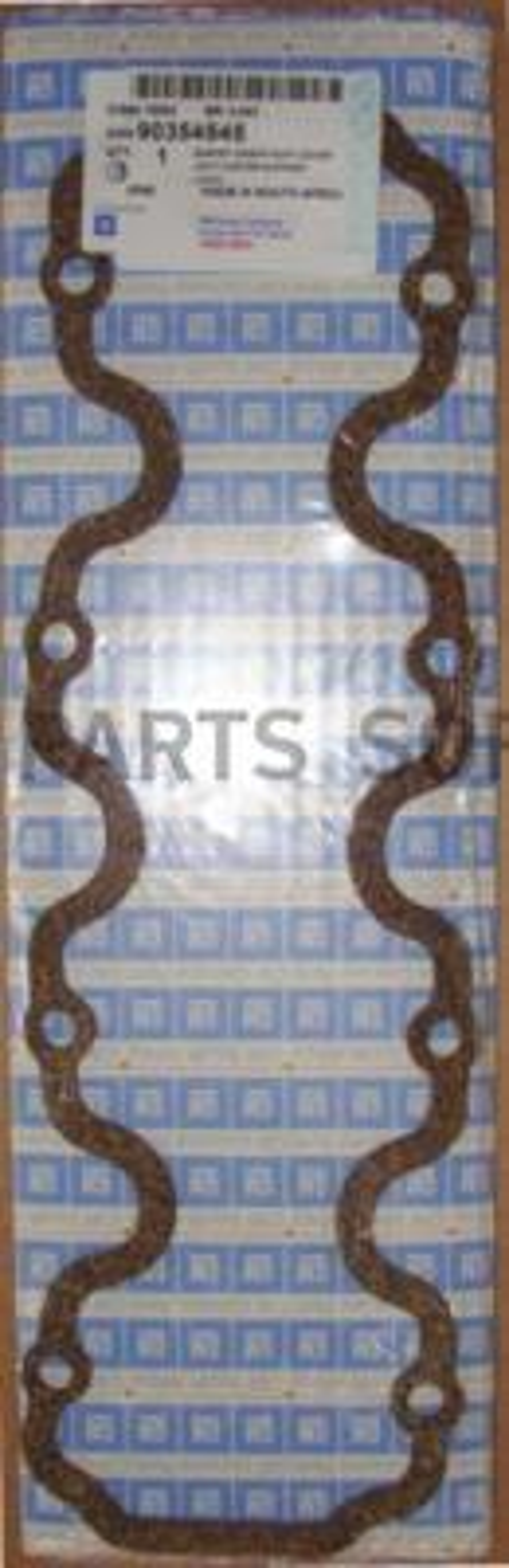 Прокладка, корпус термостата