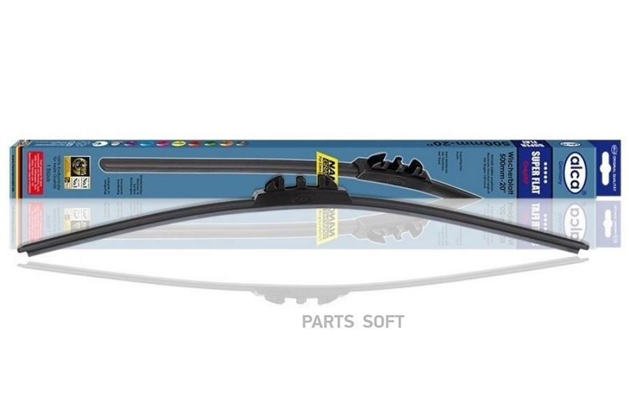 "Щетка стеклоочист. 16"" /40 см SUPER FLAT 046000"
