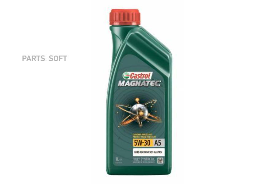 CASTROL 15CA3A Масло моторное magnatec 5w-30 a5 1 л. гр.упак. 12 шт.