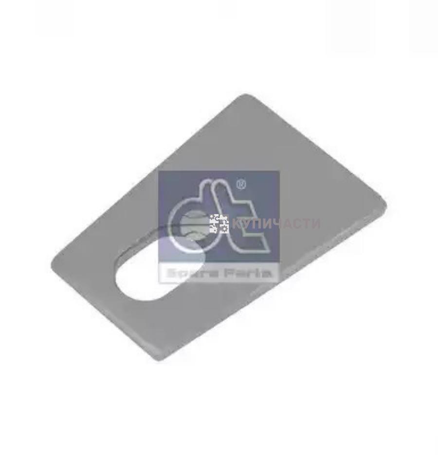 Шайба стопорная 54(55)x28(27)x3,5 для болтов тормозной колодки MAN/MB