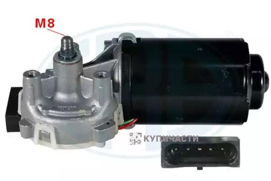 Электродвигатель стеклоочистителя окон