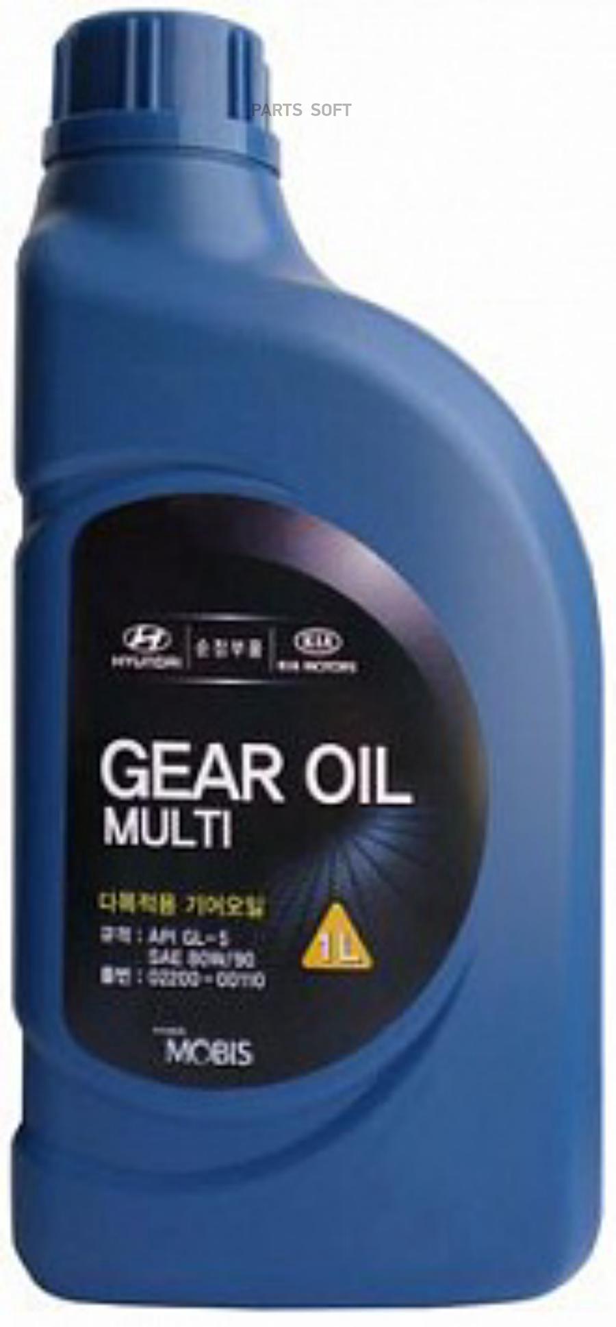 /OIL-AXLE(80W/90)