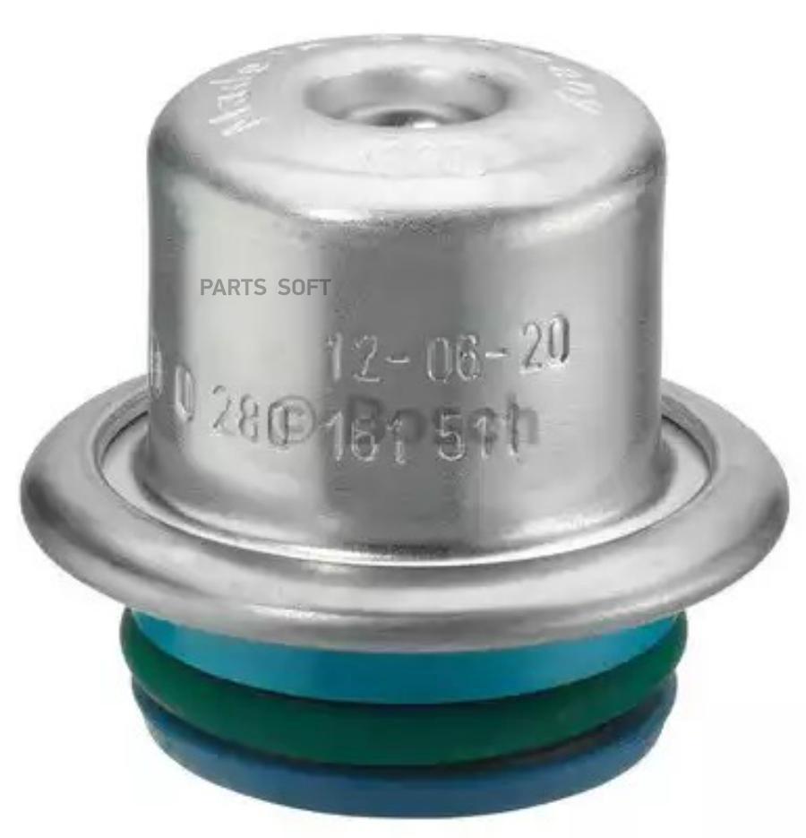 Регулятор давления подачи топлива