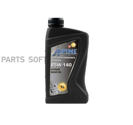 ALPINE  Gear Oil 85W-140