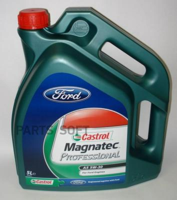 МАСЛО МОТОРНОЕ Ford-Castrol Magnatec Professional