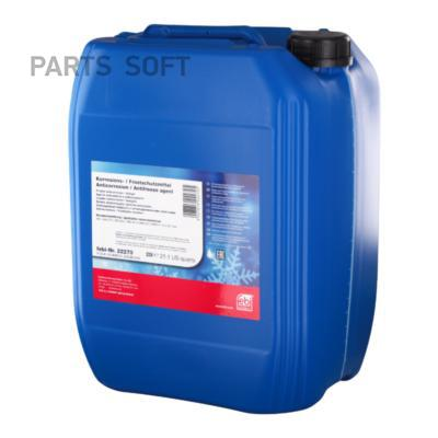 Антифриз синий G11 Korrosions-Frostschutzmittel, 20л
