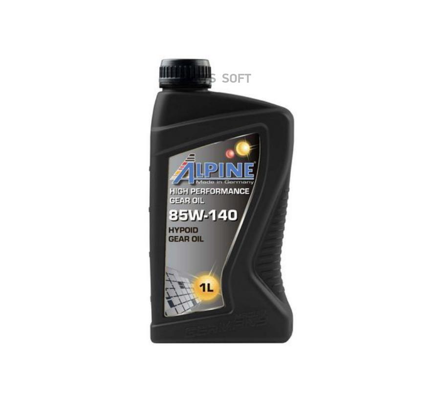ALPINE  Gear Oil 85W-140