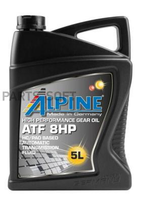 ALPINE ATF 8HP