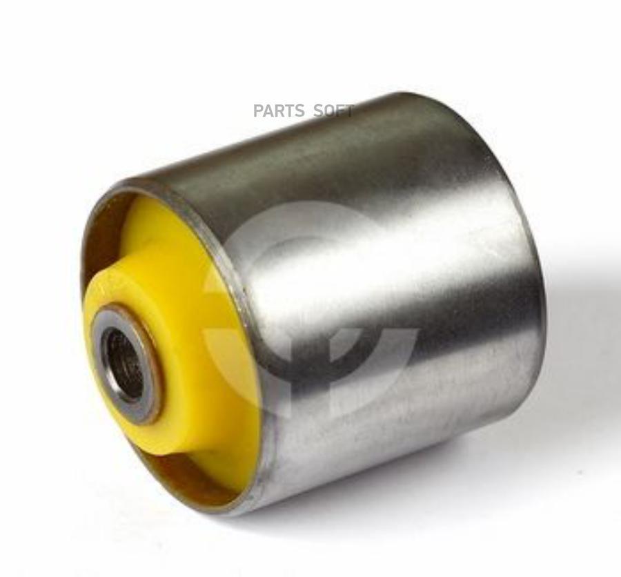 Сайлентблок полиуретановый передней подвески, нижней продольной реактивной тяги