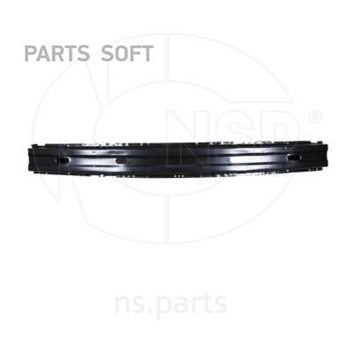 FRONT BUMPER SUPPORT (IRON)