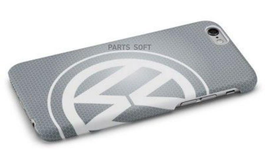 Чехол Volkswagen Logo iPhone 6/6S Cover Grey