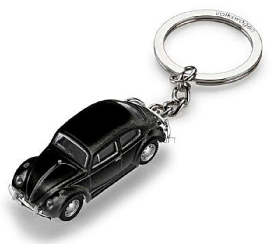 Брелок для ключеи? Volkswagen Beetle 3D Classic Key Tag