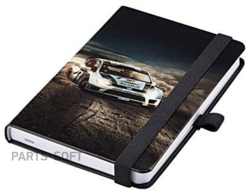 Записная книжка Volkswagen Notebook WRC Motorsport
