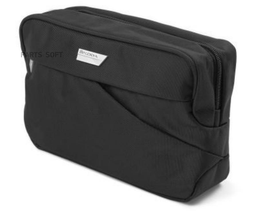 Дорожная косметичка Skoda Travel Cosmetic Bag Black