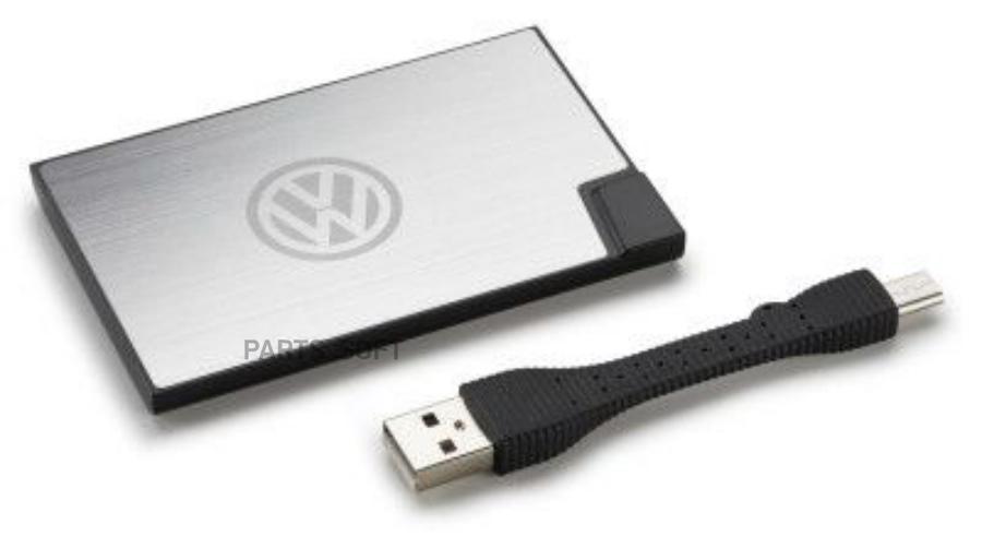 Мобильный аккумулятор Volkswagen Power Bank 1500 mAh