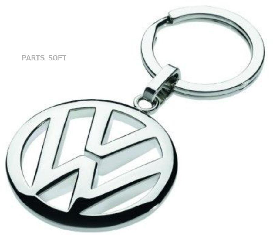 Брелок Volkswagen Logo Metall Keyring