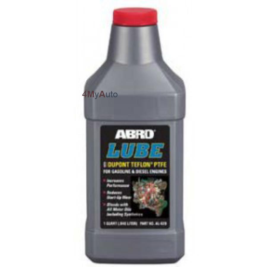 Abro присадка в масло тефлоновая 946 мл