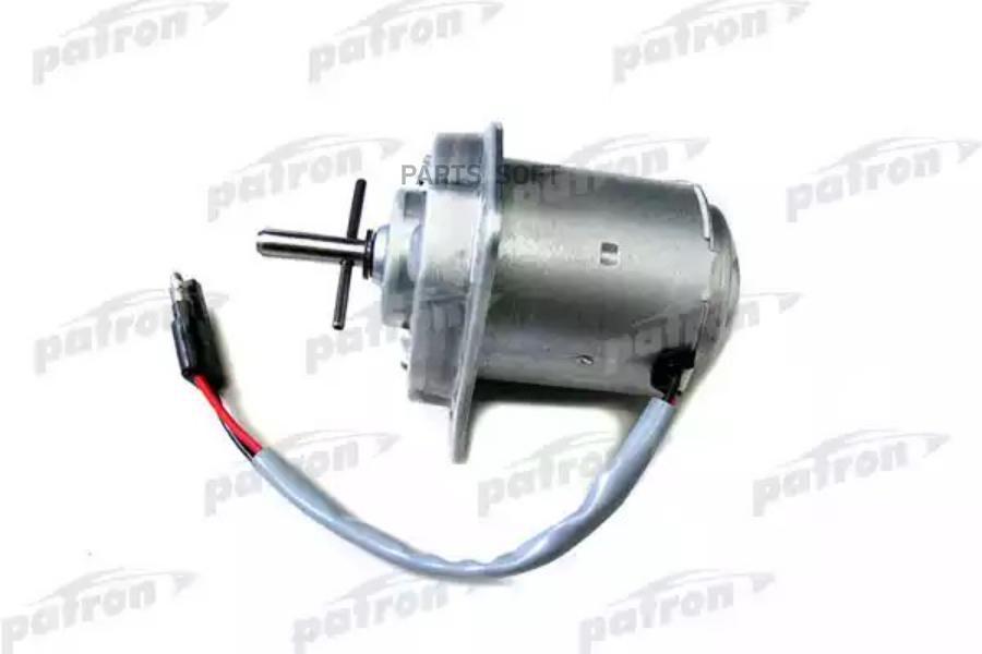 Электродвигатель, вентилятор радиатора