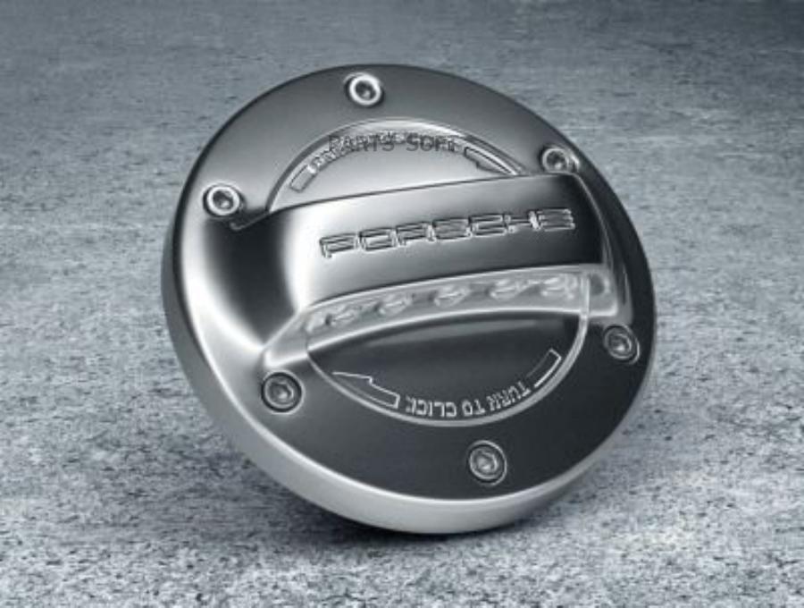 Крышка горловины бензобака Porsche Tank cap in Aluminium Look