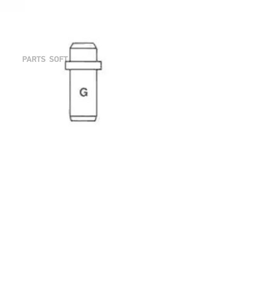 Направляющая клапана Фольксваген Ауди VAG 8мм