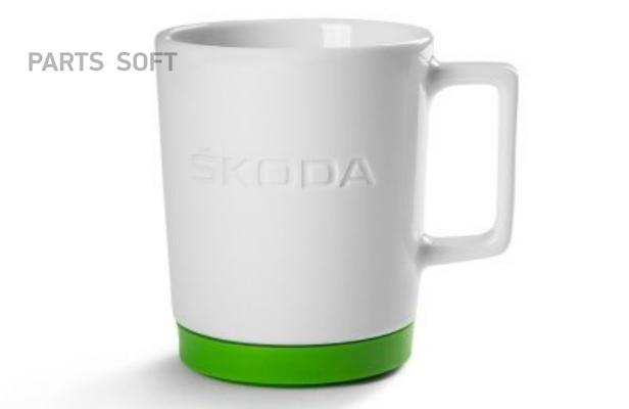 Кружка фарворовая Skoda ('0'0'0'0696'01BK)