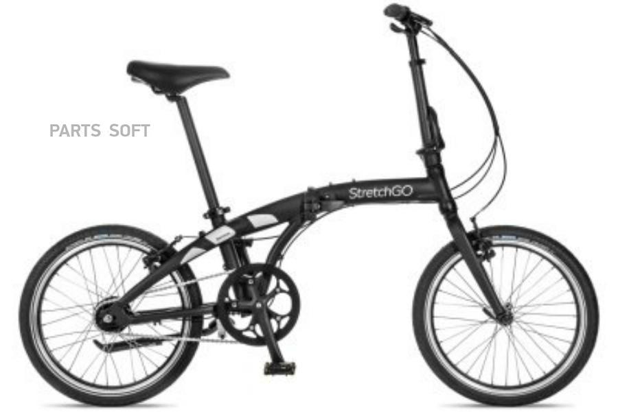 Велосипед SKODA STRETCHGO
