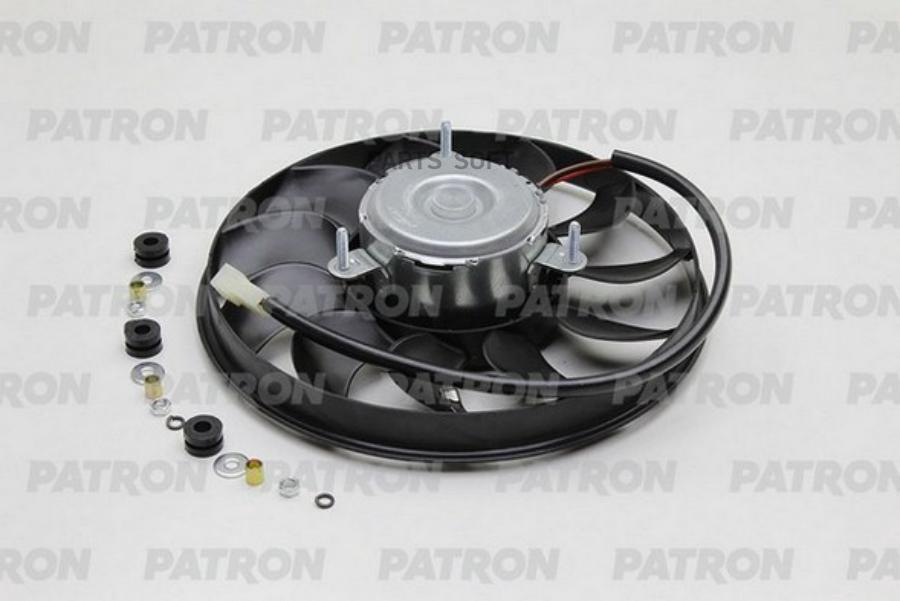 Вентилятор радиатора VAZ 1111 0.65 / 0.75 1988 - 2007VAZ 2110 1.5i 8V / 1.6i 8V / 1.5i 16V / 1.6i 1