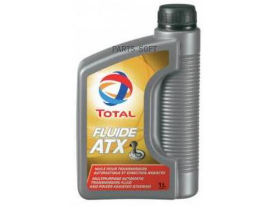 Трансмиссионное масло FLUIDE ATX