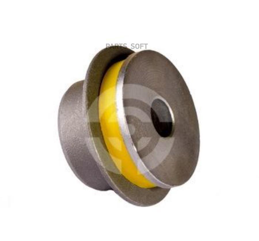 Сайлентблок полиуретановый задней подвески, ступицы, крепление поперечных рычагов