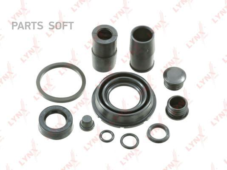Ремкомплект тормозного суппорта заднего (для поршня ? 34 mm, суппорт ATE)